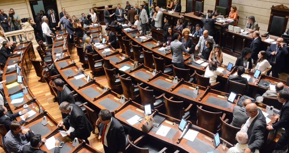 O texto do projeto de lei estar� no foco das aten��es do plen�rio da C�mara dos Vereadores do Rio