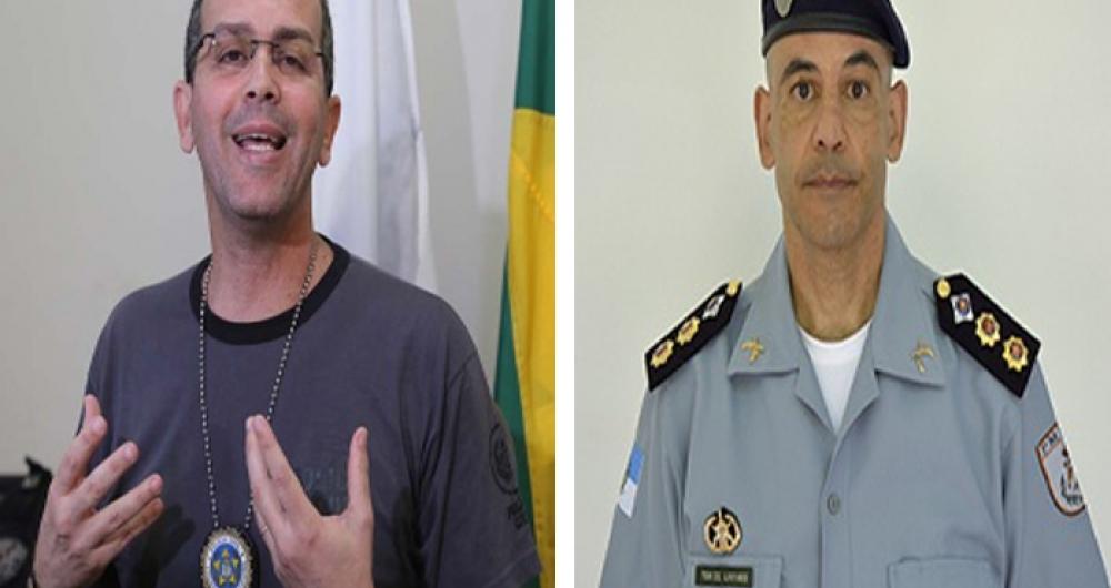 Novos chefes das polícias comandarão transformação, diz general