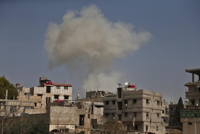 805 pessoas já morreram desde os novos ataques do governo sírio