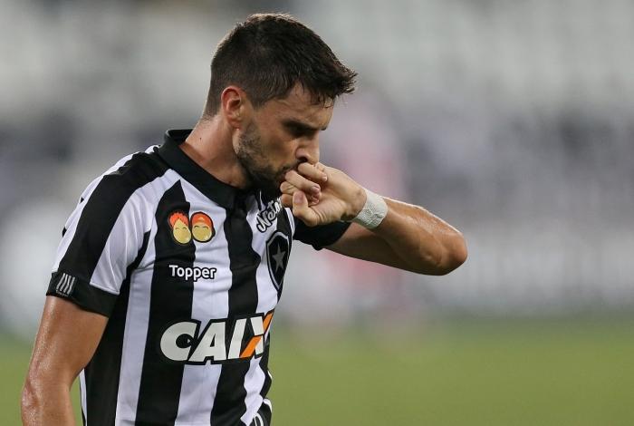 Pimpão fez o gol da partida