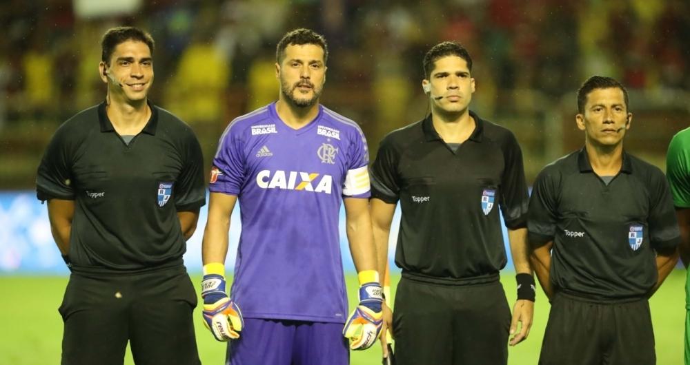346e3366a8 Confira as notas do time do Flamengo na vitória sobre o Boavista O ...