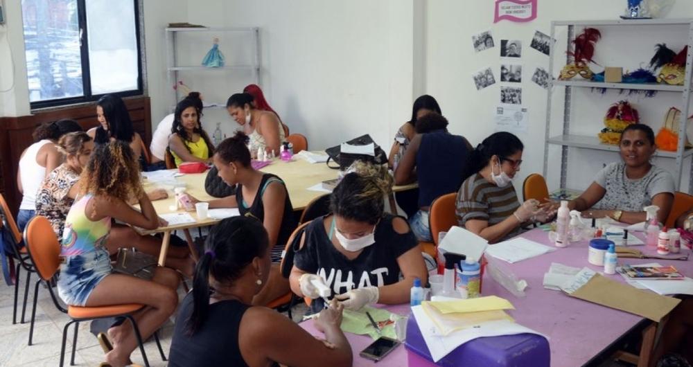 Atividades em Madureira