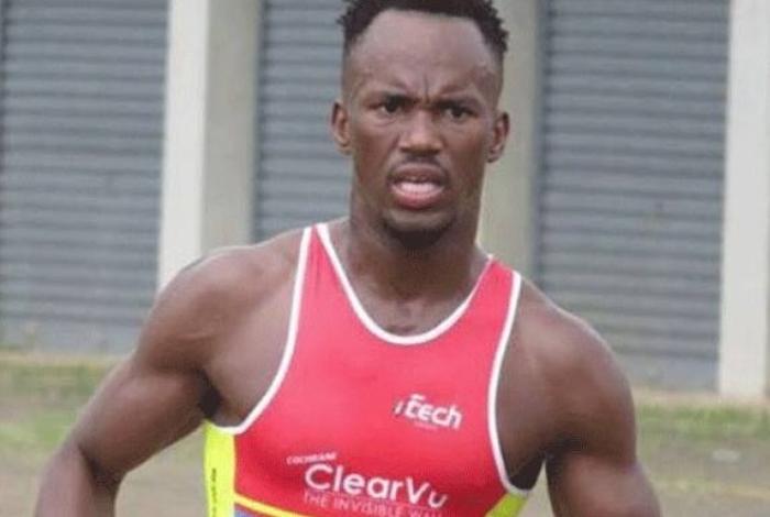 Mhlengi Gwala pode perder uma das pernas