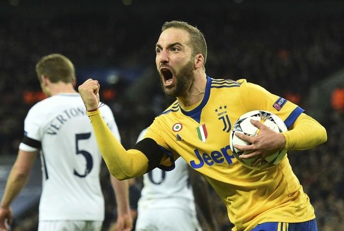 Juventus conseguiu vitória na Inglaterra