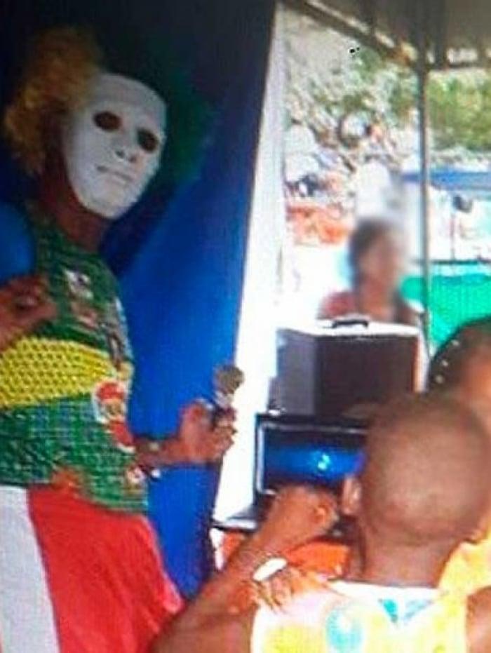 Foragido em SP, pedófilo foi preso indo trabalhar em festa infantil.