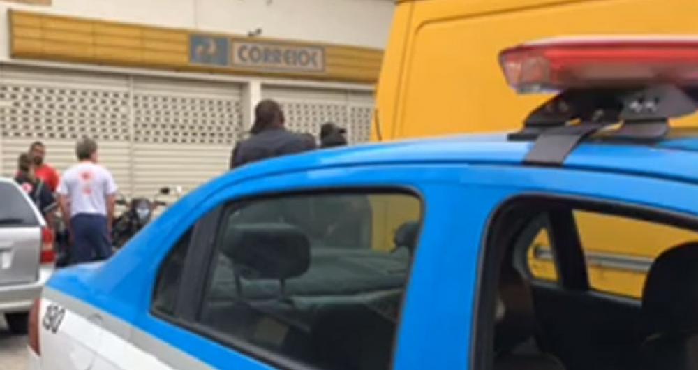Militar do Exército fez reféns dentro dos Correios em Maricá