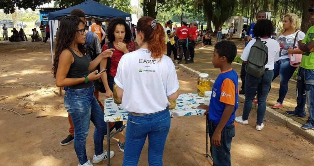 Projeto Educ abre inscri��es para o primeiro Ecoclube da Baixada: aulas em educa��o ambiental para formar lideran�as locais