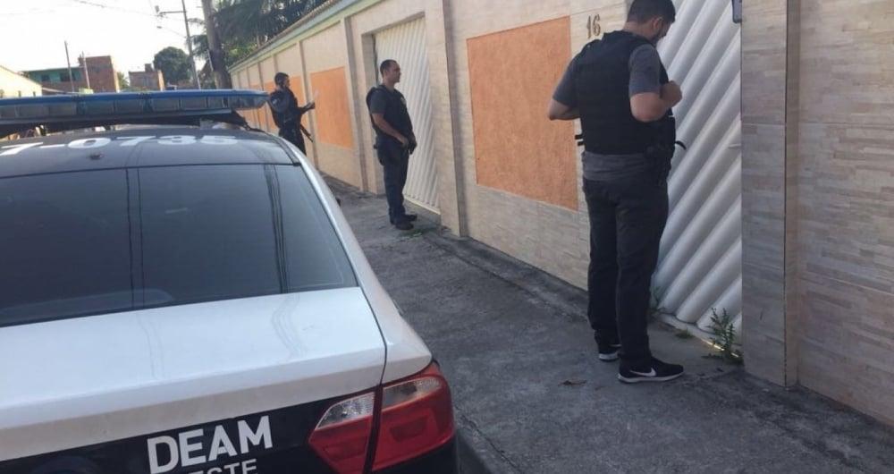 Polícia Civil prende 39 homens por violência contra a mulher