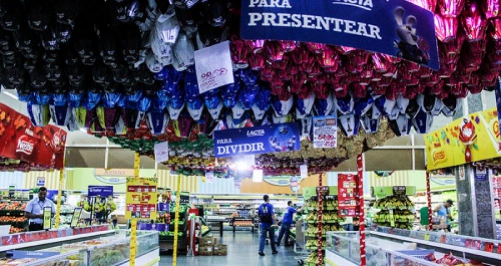 Per�odo de P�scoa movimenta o com�rcio: Lacta vai contratar 602 trabalhadores tempor�rios no Rio