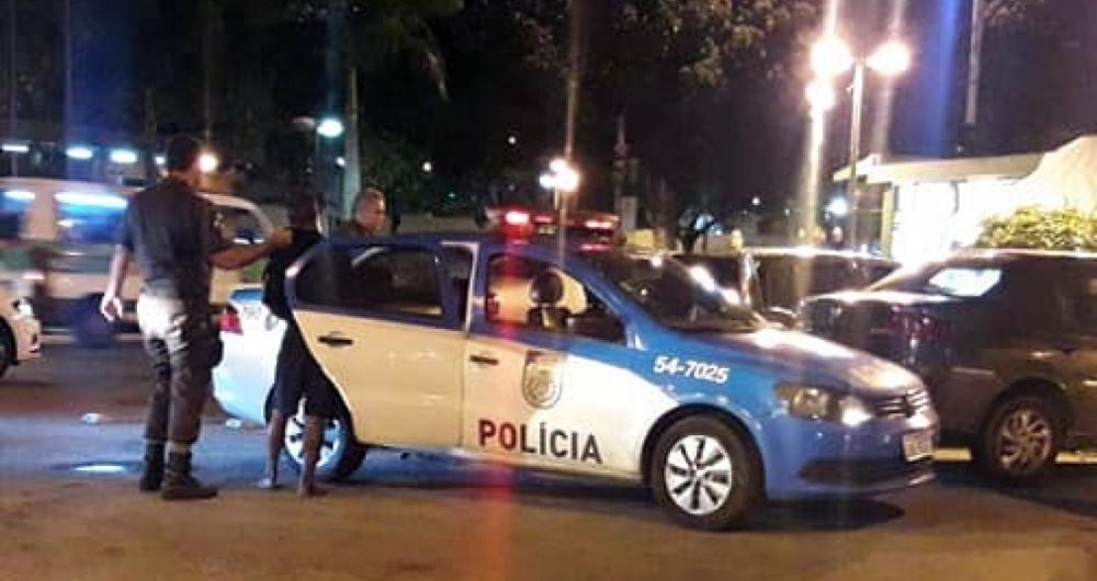 Assaltante invade campus da Unisuam em Bonsucesso, mas é preso