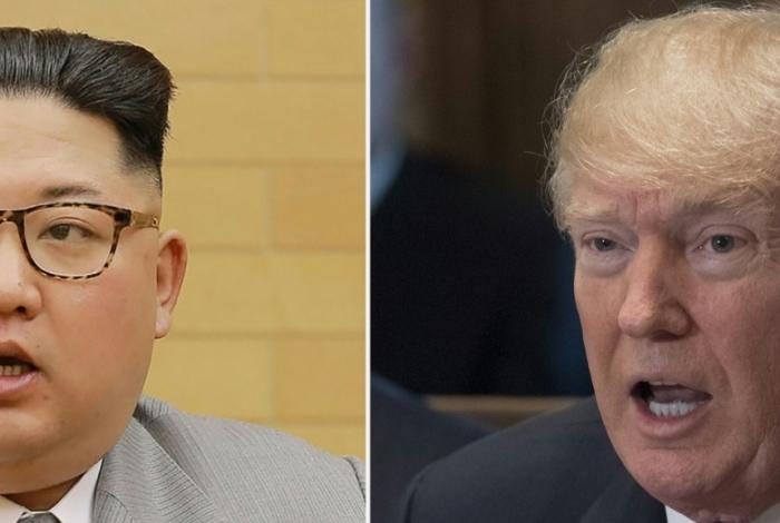 Kim Jong-un e Donald Trump devem se encontrar em maio