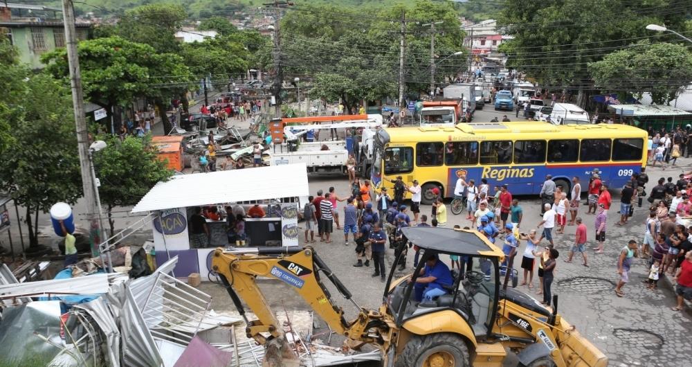 Militares retornam à Vila Kennedy para mais um dia de operação