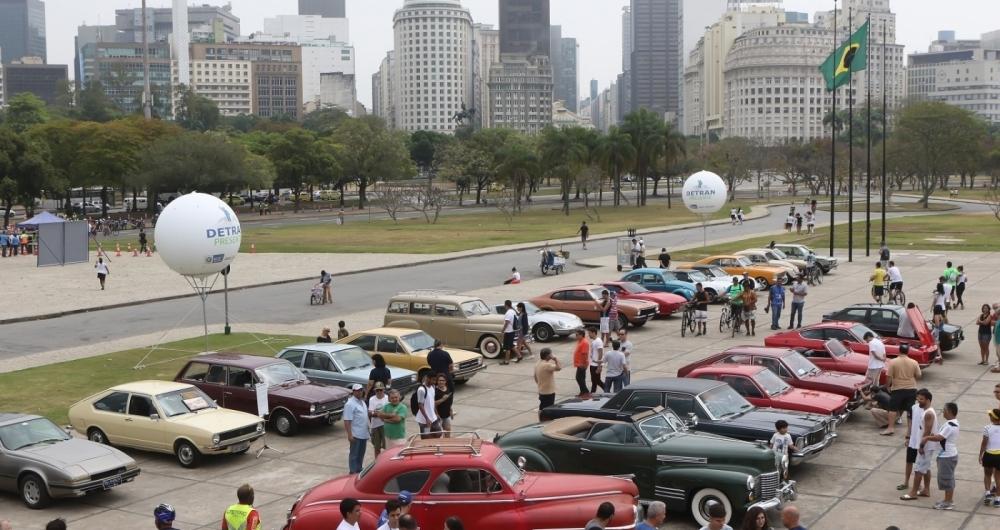 Detran Presente reunir� colecionadores de carros antigos e ter� a exposi��o de mais de 300 rel�quias automobil�sticas