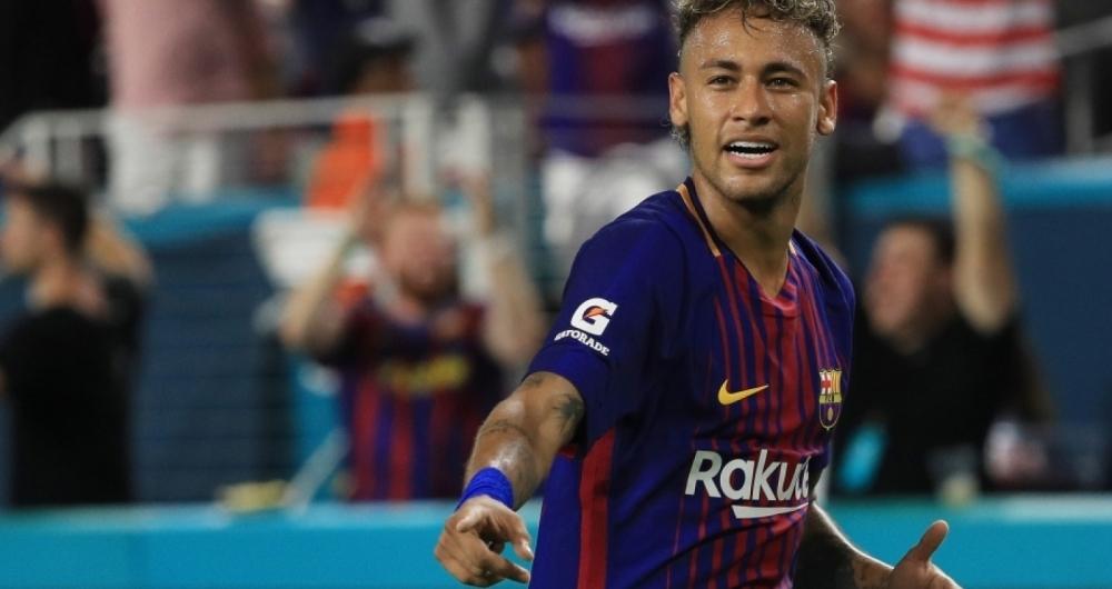 8c6ce46507ea1 Neymar deseja voltar para o Barcelona