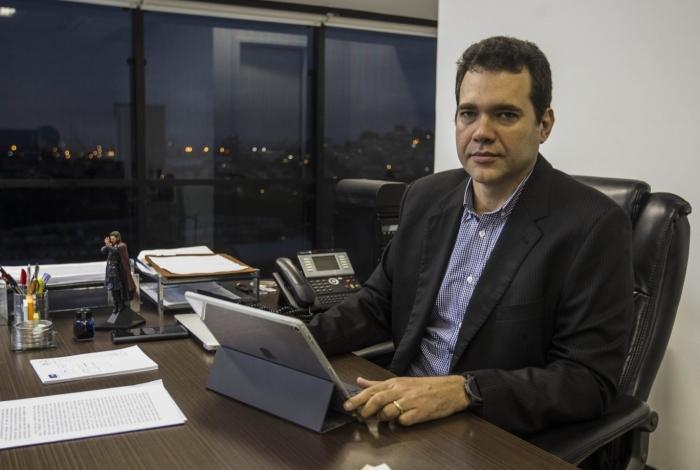 Paulo Messina culpou a maré alta pelos transtornos na Zona Sul