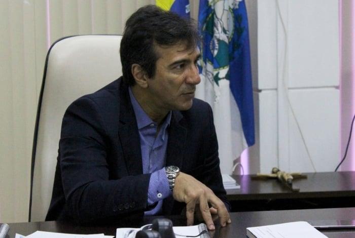 Vicente Farah foi presidente do Detran de 2017 a 2018