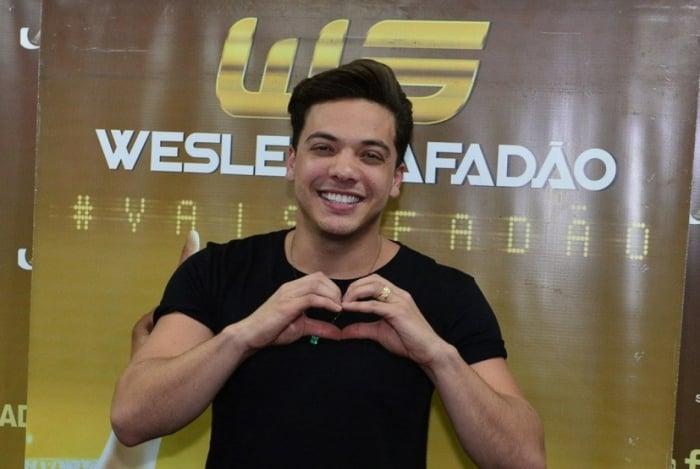 Wesley Safadão será uma das atrações