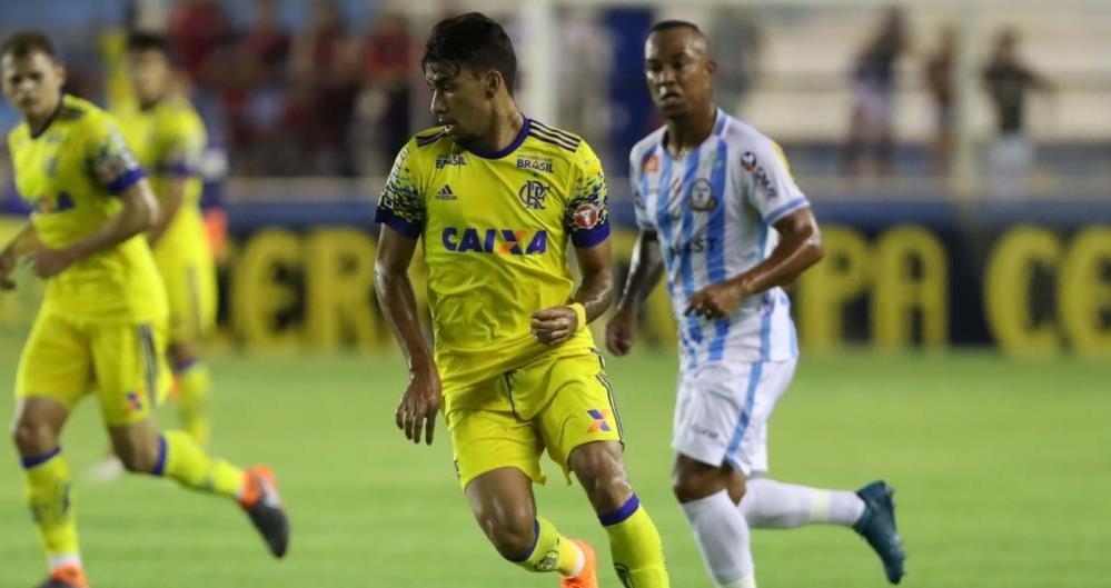 Após perder no Carioca, Flamengo foca na partida contra o Emelec, pela Libertadores
