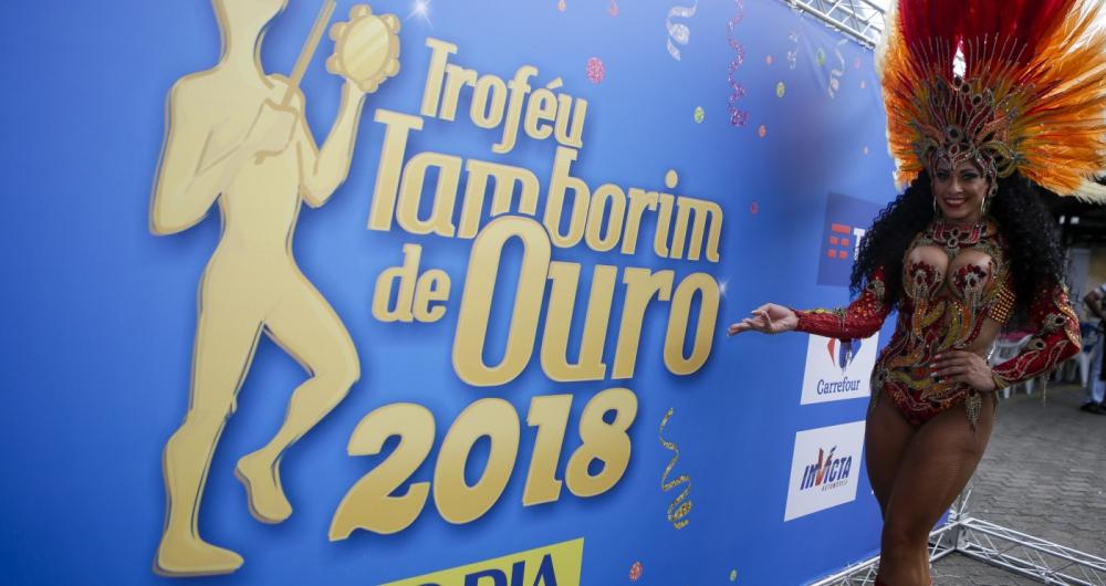 Troféu Tamborim de Ouro chegou à 21ª edição