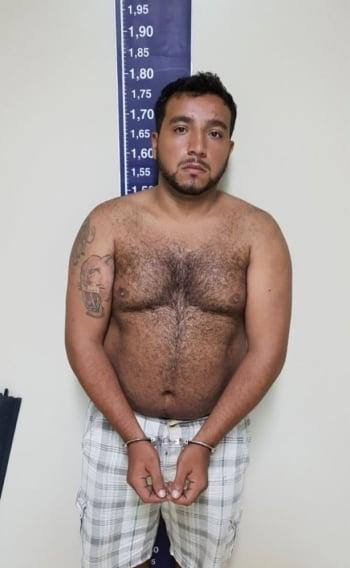 Rudson foi preso por suspeita de roubo