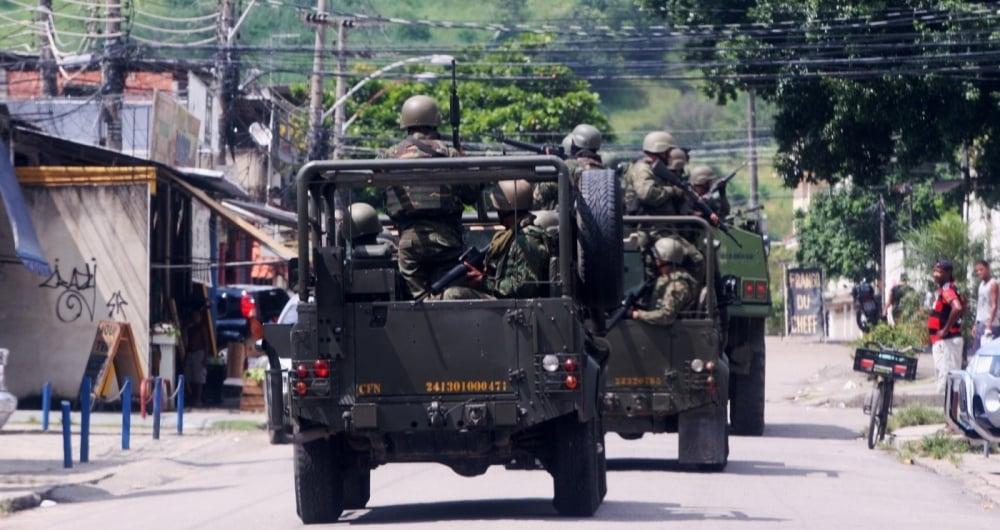 Exército anuncia reforço no patrulhamento nas zonas Sul, Norte e Centro