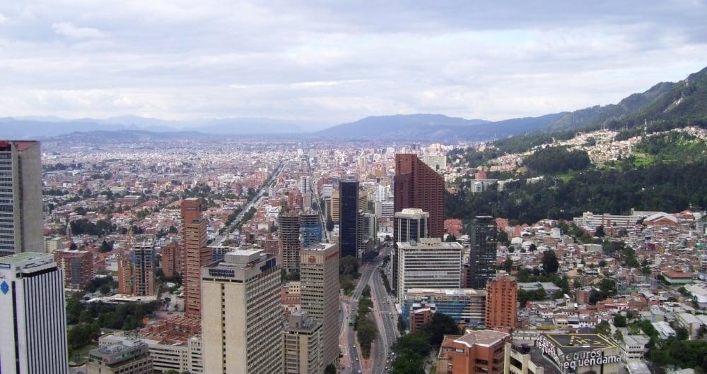Bogot�, capital da Col�mbia