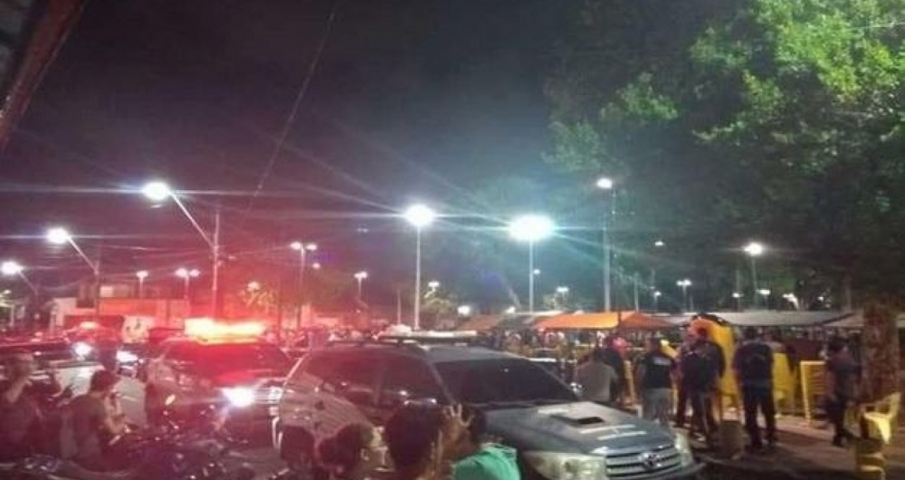 Chacina deixou sete mortos no Cear�