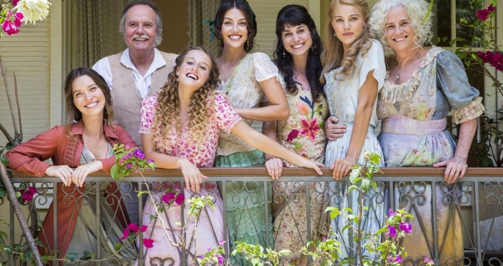 'Orgulho e Paix�o' estreia nesta ter�a-feira
