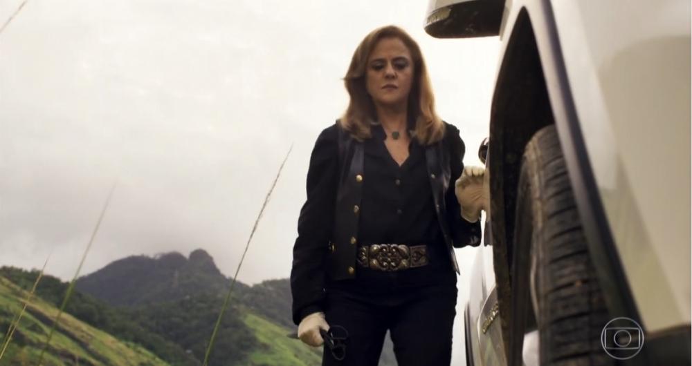 Sophia (Marieta Severo) em 'O Outro Lado do Para�so'