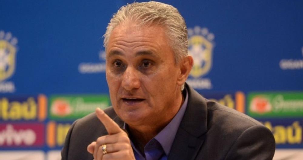 Tite é o técnico da seleção brasileira