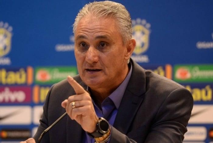 Tite convoca seleção brasileira nesta segunda-feira