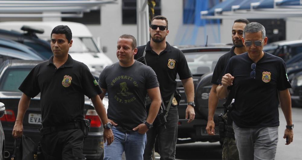 Delegado e ex-secretário de Sérgio Cabral presos pela Lava Jato