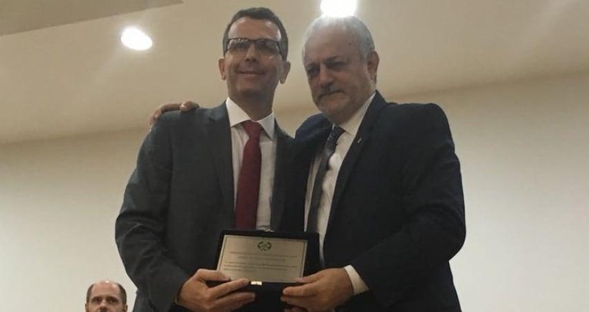 Delegado Rivaldo Barbosa assumiu a chefia da Pol�cia Civil