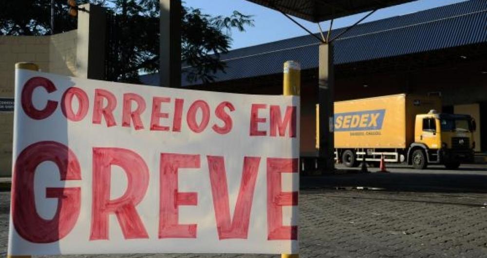 Trabalhadores dos Correios encerram greve após decisão do TST sobre plano de saúde da categoria