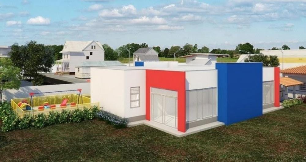 Para construir as novas creches, a prefeitura vai abrir licita��o no pr�ximo m�s e recursos ser�o do Fundeb