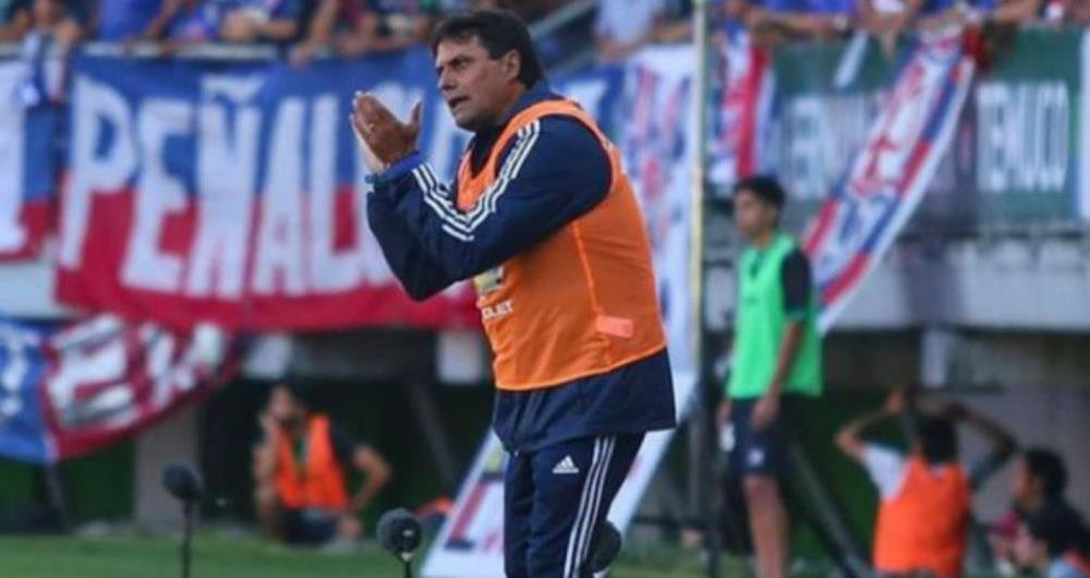 Ángel Hoyos, técnico da La U