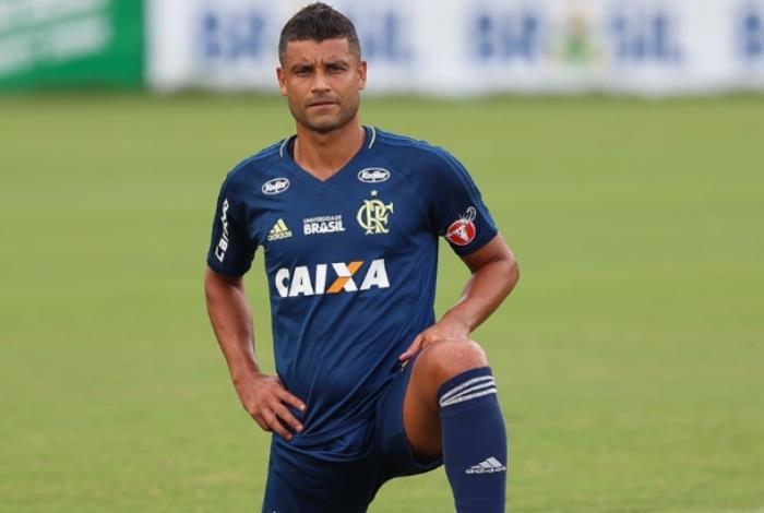 Ederson tem contrato encerrado com Flamengo