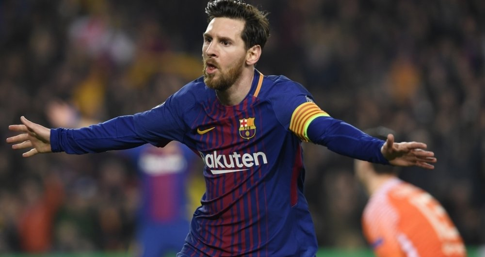 Lionel Messi deve voltar aos gramados neste fim de semana e584243a03b22