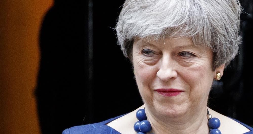 A primeira-ministra brit�nica Theresa May declarou san��es � R�ssia.