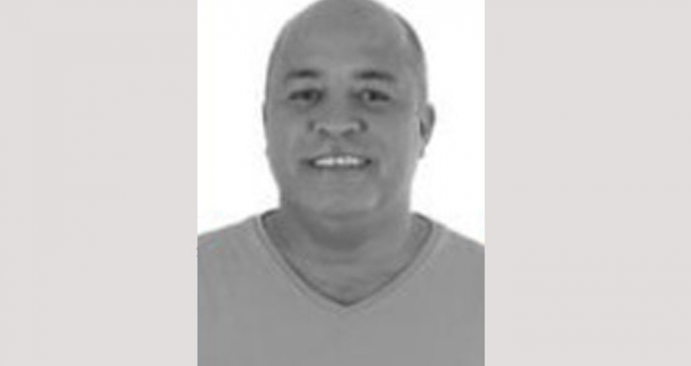 Policial militar M�rcio Lima Cunha, conhecido como