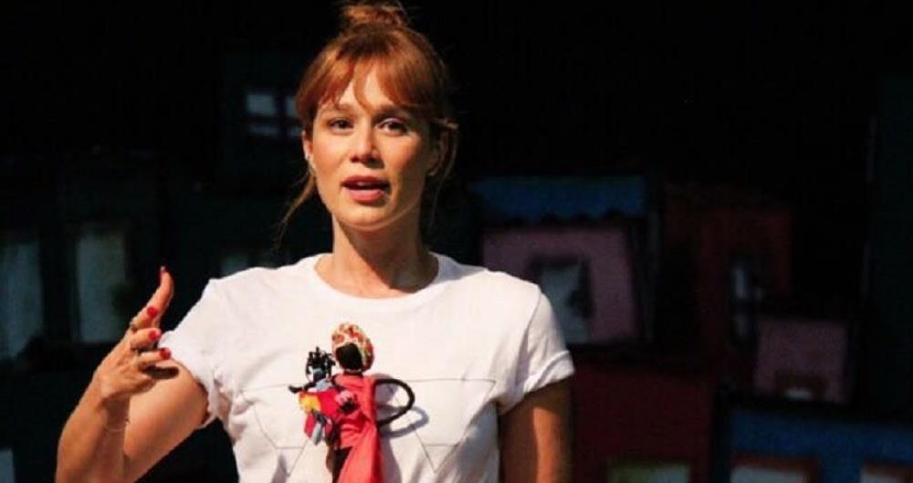 Mariana Ximenes ganhou o Prêmio Dandara, concedido pela Asplande