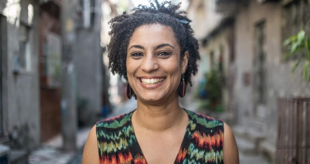 Resultado de imagem para Marielle Franco Rio de Janeiro