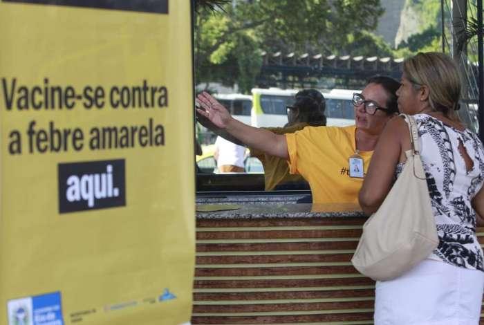 Idoso que passou um dia em Petrópolis morre com febre amarela