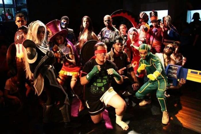 O universo dos quadrinhos vai estar representado por diversos 'cosplayers', que prometem ir a car�ter