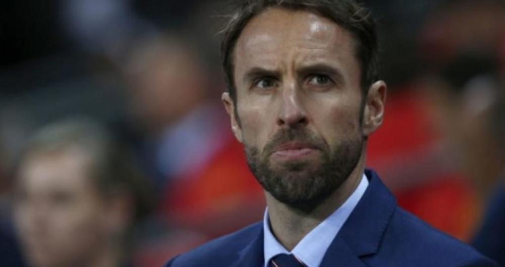 Gareth Southgate � o t�cnico da sele��o da Inglaterra