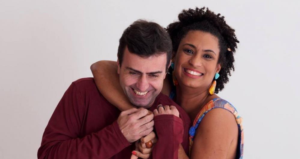 Marcelo Freixo postou mensagem emocionante sobre Marielle Franco, executada por criminosos na ter�a-feira