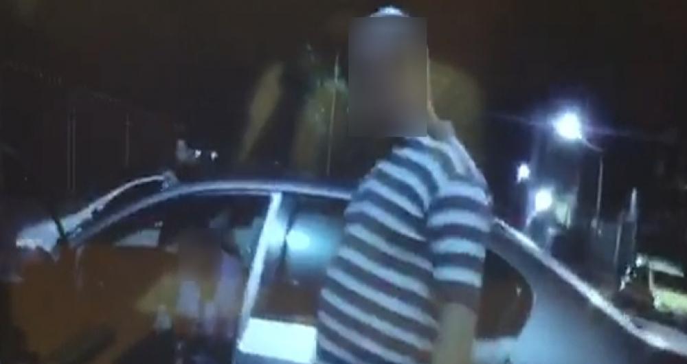 Policial civil se fere com a pr�pria arma ap�s desentendimento com agente da Lei Seca