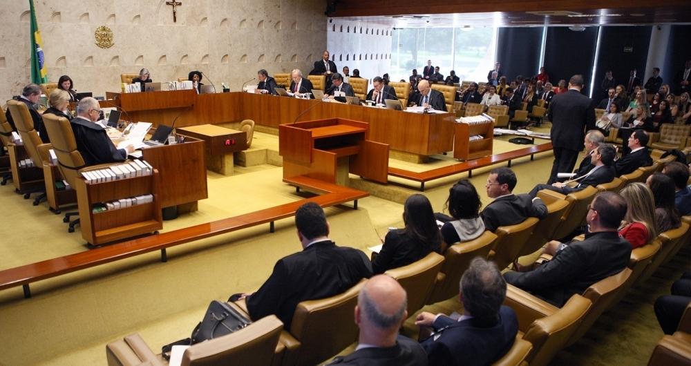 N�o h� data de sess�o no plen�rio do Supremo Tribunal Federal para julgar o m�rito da a��o do Psol