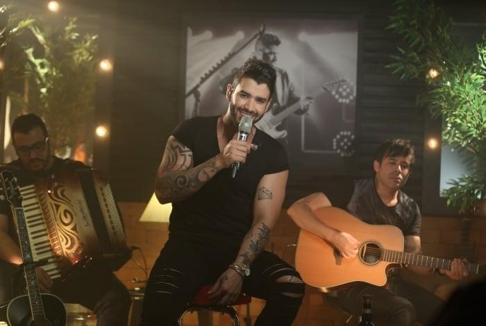 Gusttavo Lima lança novo DVD, 'Buteco do Gustavo Lima, vol. 2': cantor diz que hoje decide tudo a respeito de sua carreira e que faz seus horários