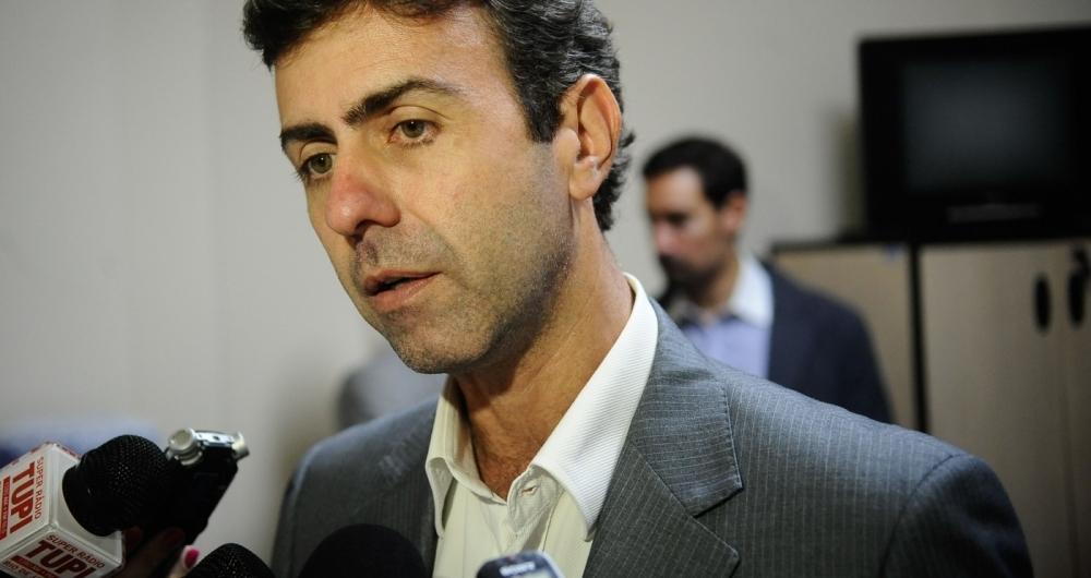 O deputado estadual, Marcelo Freixo